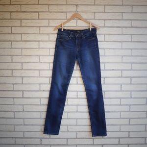Joes Jeans Straight Leg Arielle Medium Wash 26